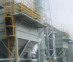 工业除尘工程的设备使用优势