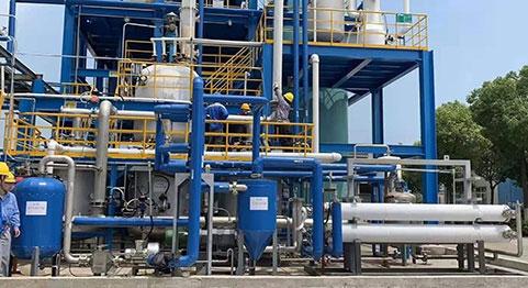 二氯甲烷回收